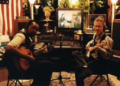 Alex and Roy in Trimordial Studio Las Vegas