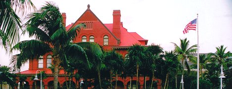 Key West Museum of Art & History in the Custom House - photo by Roy Rendahl