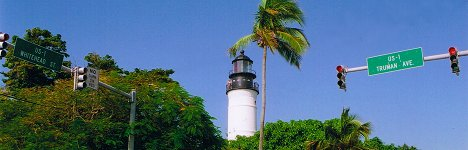 Key West Lighthouse - photo by Roy Rendahl