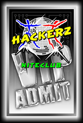 Hackerz Niteclub - Future computer themed nightclub - looking for investors - Roy Al Rendahl