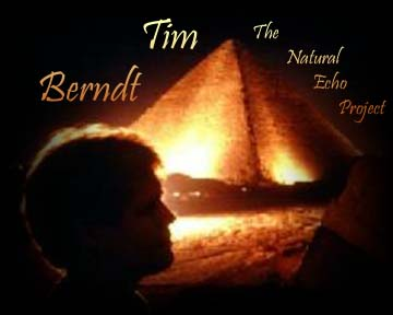 Tim Berndt - The Natural Echo Project