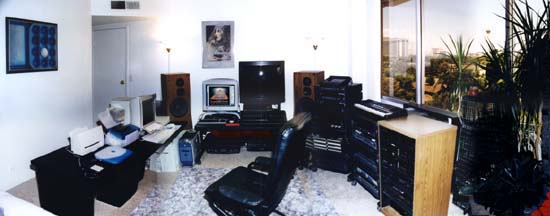 Trimordial Studio photo by Roy Al Rendahl.