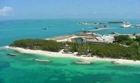 Fort Zachary Taylor Historic State Park's Cayo Hueso Cafe Key West